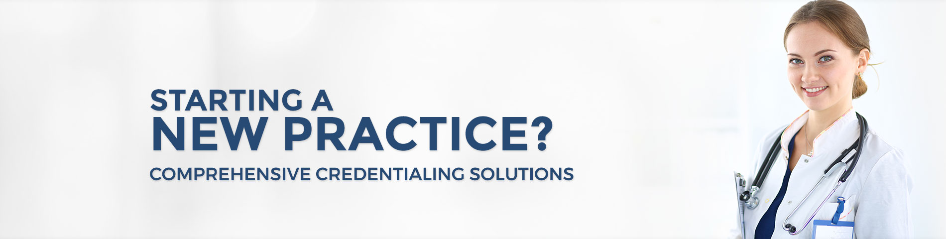 Medical Insurance Contracting & Credentialing
