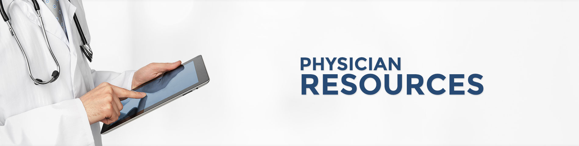 Physician Resources